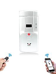 Недорогие -умный дом вафу пульт дистанционного управления дверным замком управления мобильным телефоном умный невидимый Bluetooth дверной замок IOS / Android (wf-011u)