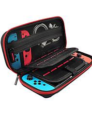 Недорогие -сумки для Nintendo Switch, переносные сумки из нейлона 1 шт.