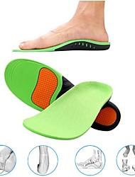 Недорогие -1 пара ортопедических ботинок подошвы подошвы для обуви арка для ног х / о тип коррекция ног плоская опора для ног спортивная обувь вкладыши