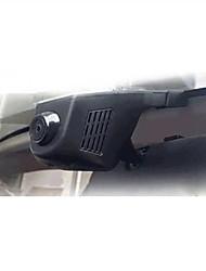 Недорогие -1080p скрытый автомобильный видеорегистратор 170 градусов широкоугольный без экрана (выход по приложению) видеорегистратор с автомобильным рекордером Wi-Fi / ночного видения / g-сенсором