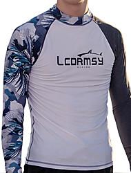 0b9d37d8f abordables Trajes acuáticos y camisetas antierupciones-LCDRMSY Hombre  Protección para Erupciones Trajes de buceo Mantiene