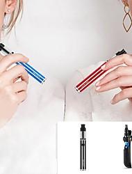 Недорогие -GT-W электронная сигарета Vape Pen испаритель 25 Вт 900 мАч коробка мод 2.0 мл Емкость 510 нить большой дым Vape Pen