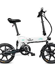 Недорогие -fiido d2 складной электрический велосипед eu plug 7.8ah