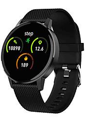 Недорогие -S3 smart watch ip68 водонепроницаемый bluetooth закаленное стекло фитнес-браслет монитор сердечного ритма спорт smartwatch мужчины женщины