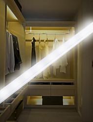 Недорогие -1 компл. Светодиодный инфракрасный датчик человеческого тела лампа белый / теплый белый USB зарядка ночник кабинет лампа коридора 210 мм
