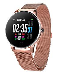 billige -bozhuo y9 mænd kvinder smart armbånd smartwatch android ios bluetooth vandtæt pulsmåler blodtryk måling sports kalorier forbrændt skridttæller opkald påmindelse sove tracker stillesiddende