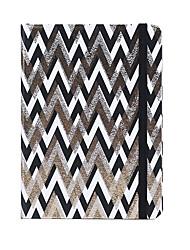 Недорогие -новинка геометрия бумаги позолоченный узор бинт катушка книга / тетрадь блокнот для школьного офиса канцтовары a7