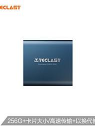Недорогие -Жесткий диск teclast переносной, 256 Гб, интерфейс типа мини, высокая скорость