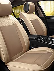 Недорогие -пользующаяся спросом дышащая летняя универсальная автомобильная подушка дышащая хлопковая пенька, специальный комплект сидений, тканый ледяной шелк