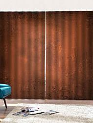Недорогие -Роскошные оптовые пользовательские 3d уф-печать оконные шторы 100% полиэстер звукоизоляционные пыленепроницаемые ткани для спальни / гостиной / отеля / балкона
