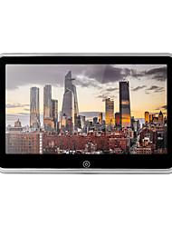 Недорогие -10,1-дюймовый ультратонкий автомобильный монитор для подголовника MP5-плеер Android / Iphone Mirror Link FM HD 1080p видео экран с USB / SD мультимедийным плеером