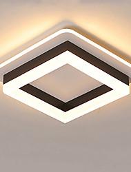hesapli -JSGYlights Gömme Montajlı Işıklar Ortam Işığı Boyalı kaplamalar Metal Akrilik Yeni Dizayn 110-120V / 220-240V Sıcak Beyaz / Beyaz