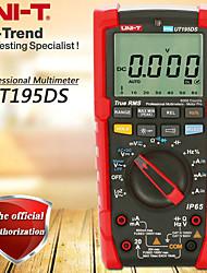 Недорогие -промышленный цифровой мультиметр с истинным среднеквадратичным значением uni-t ut195ds / тест фильтра низких частот / измерение потерь