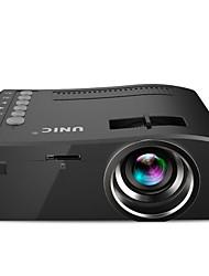 Недорогие -Uc18 светодиодный проектор Full HD 1080p домашний кинотеатр проектор дешевые Proyector с HDMI AV SD VGA