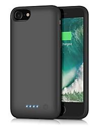 Недорогие -6000 mAh Назначение Внешняя батарея Power Bank 5 V Назначение 1 A Назначение Зарядное устройство Кейс со встроенной батареей для iPhone LED