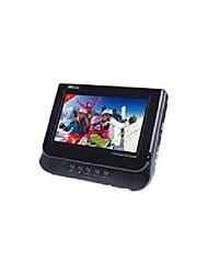 Недорогие -LITBest 7 дюймовый Подголовник Сенсорный экран / Поддержка SD / USB для Универсальный MicroUSB Поддержка MPEG MP3 JPEG