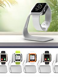 Недорогие -подставка для зарядки смарт-часов Apple Watch алюминиевая подставка для зарядки радиатора без адаптера