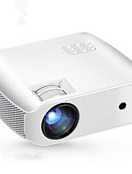 Недорогие -Проектор F10 1280 * 720p разрешение Full HD 1080p портативный домашний кинотеатр