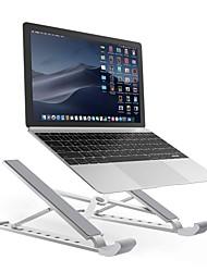Недорогие -Портативный складной регулируемый держатель подставки для ноутбука универсальный эргономичный алюминиевый сплав путешествия мини подставка для ноутбука для MacBook ноутбуков ПК Ipad