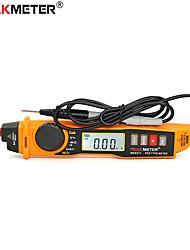 billige -peakmeter pen multimeter høj præcision multimeter diode on / off summer med lommelygte ms8211