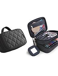 povoljno -Patent-zatvarač Plastična vrećica Jedna barva Jedna barva Najlon Dnevno Crn / Fuksija / Pink