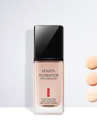 billige -venzen bb creme lys concealer foundation væske lysende hudfarve varig fugtgivende vandtæt bb creme kosmetik