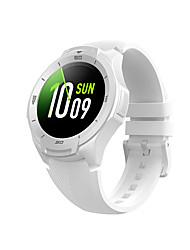 Недорогие -TicWatch TicWatch S2 Мужчина женщина Смарт Часы Android iOS WIFI Bluetooth Водонепроницаемый Сенсорный экран GPS Пульсомер Измерение кровяного давления ЭКГ + PPG
