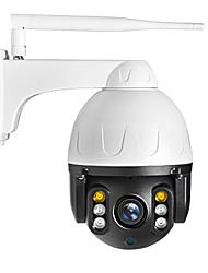 Недорогие -Inqmega 1080 P PTZ IP-камера автоматического слежения на открытом воздухе Onvif водонепроницаемый мини-скорость купольная камера 2-мегапиксельная и 30 м P2P видеонаблюдения камеры безопасности