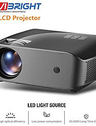 Недорогие -Мини-проектор vivibright f10 / f10up 1280 * 720p, 2800 люменов android, wifi, ЖК-дисплей, поддержка proyector 1080p, 3D HD видео проектор, домашний кинотеатр, домашний кинотеатр, видео, новый HDMI USB