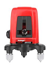 Недорогие -правительство&рег; ak435 красный свет 635nm зеленый свет уровень 510nm прост в использовании / высокое качество / автоматический контроль уровня для установки мебели / для технических измерений /