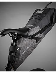 Недорогие -Mountainpeak 14 L Сумка на бока багажника велосипеда Регулируется Большая вместимость Водонепроницаемость Велосумка/бардачок ТПУ 600D нейлон Велосумка/бардачок Велосумка Велосипедный спорт Велоспорт