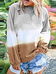 povoljno -Žene Ležerne prilike / Aktivan Sportska majica Kravata