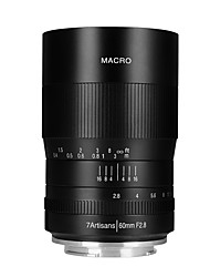 Недорогие -7Artisans Объективы для камер 7Artisans 60mmF2.8-RforФотоаппарат