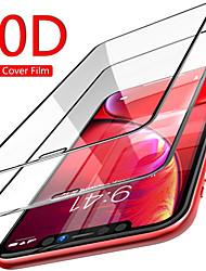 Недорогие -10 d полное закаленное стекло для iphone x xr защитная пленка для экрана для apple iphone xs max xsmax sx rx защитная пленка