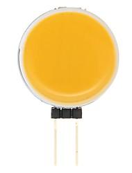 Недорогие -1шт 7 W Двухштырьковые LED лампы 290 lm G4 1 Светодиодные бусины COB Новый дизайн Декоративная Милый Тёплый белый Холодный белый 12 V