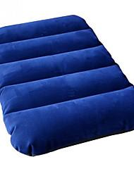 Недорогие -Походные подушки На открытом воздухе Компактный Отдых в дороге Другие материалы Плюшевая ткань 46*30*10 cm Весна, осень, зима, лето Темно-синий