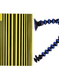 Недорогие -tpfocus Отражающая линейная плата Автоматическое обнаружение вмятин на кузове без ремонта. Защитная вмятина Pdr с регулировочным держателем желтого цвета.