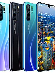 """Недорогие -P36 Pro 6.3 дюймовый """" 3G смартфоны ( 4GB + 64Гб 16 mp MediaTek MTK6763 4800 mAh mAh )"""