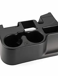 Недорогие -подставка для чашки с центральной консолью автомобильный дополнительный держатель на 2003-12 dodge ram 1500/2500/3500 черный