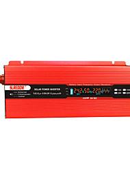 Недорогие -Верный автомобильный инвертор dc12v / 24v до ac110v / 220v модифицирует синусоидальный сигнал для инвертора высокой частоты и мощности дома / автомобиля