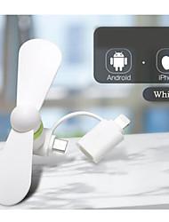 Недорогие -бамбуковый вентилятор подключен к телефону небольшой usb интерфейс зарядки usb мини портативный тихий студент 7 портативный ручной яблоко x android универсальный саб милый тип-с электрический