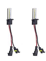 Недорогие -2 шт. / Компл. 55 Вт h1 hid ксеноновые фары комплект для переоборудования 3000-12000k для автомобильного комплекта type2pcs лампы цветовой температуры3000k / 4300k / 10000k / 12000k