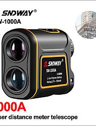 Недорогие -SW-1000A 6,05 х 1000 м дальномер профессиональный портативный