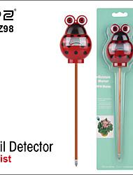 Недорогие -rz98 влажность почвы рН-метр влажности детектор влажности цифровой рН-метр монитор почвы гигрометр садовые растения lignt солнечный тестер