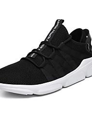 povoljno -proljeće na muškim potplatima u potplatu&ljetne košarkaške cipele crne / bijele / crvene