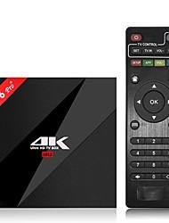 Недорогие -h96 pro smart android 9.0 ТВ бокс s912 четырехъядерный 64 бит UHD 4K vp9 h.265 3 ГБ / 32 ГБ 2.4 г / 5 г Wi-Fi BT4.0 HD медиаплеер ТВ Box