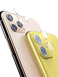 Недорогие -7h закаленное стекло для iphone 11/11 pro / 11 pro max протектор экрана задняя линза стеклянная пленка стекло