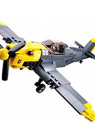 Недорогие -Конструкторы 289 pcs совместимый Legoing трансформируемый Все Игрушки Подарок