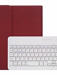 Недорогие -Bluetooth Мультимедийная клавиатура Тонкий Для iOS / iPad mini / iPad mini 2 Bluetooth / Bluetooth 3.0