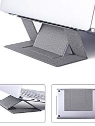 Недорогие -Litbest портативный кронштейн невидимый держатель подставки для ноутбука ультратонкий, легко снимаемый регулируемый переходник для ноутбука, совместимый с планшетами MacBook Air Pro